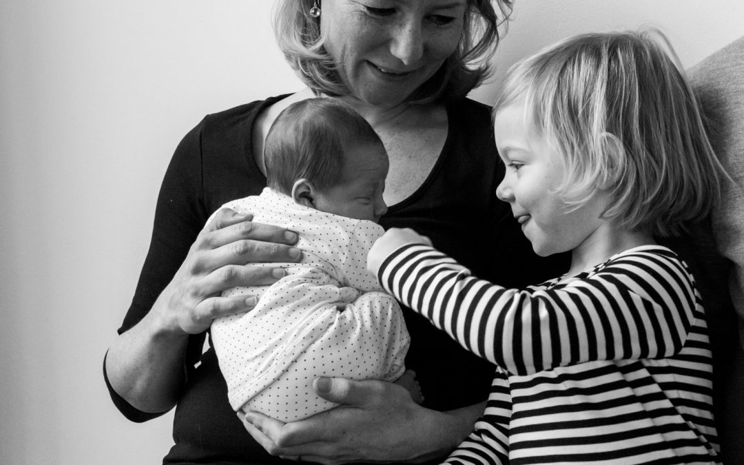 Newborn shoot Den Haag: Anna