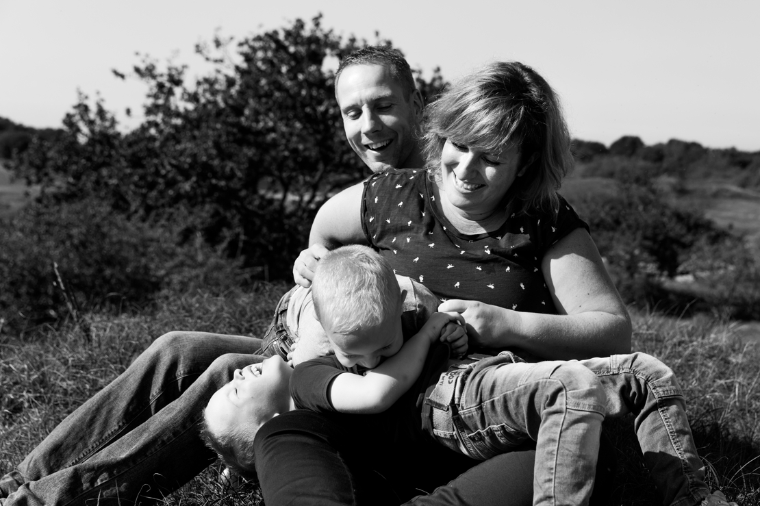 familieshoot Waterleidingduinen